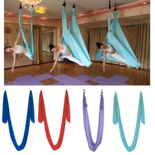 900kg Fitness Übungen Hänge-Matte beharrlich Yoga Swing Schaukel Tuch für Aerial