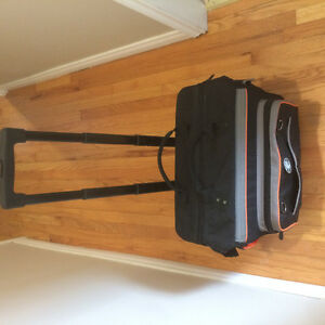Klein Heavy Duty Tool Bag w/wheels