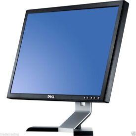 """Dell UltraSharp 19"""" LCD Monitor DVI Grade A"""