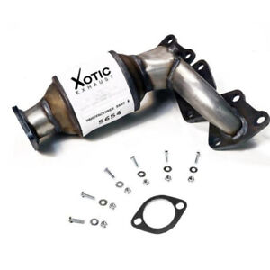 2006, 2007, 2008 Hyundai Sonata Rear 3.3L Catalytic Converter