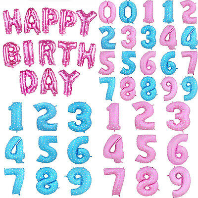 New Year Party Decoration (Letter/Number 16/30/40 Inch Aluminum Balloon New Year Party Decoration)
