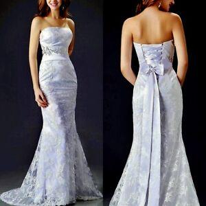 New, Never Worn Wedding/Reception Dress... Size 6