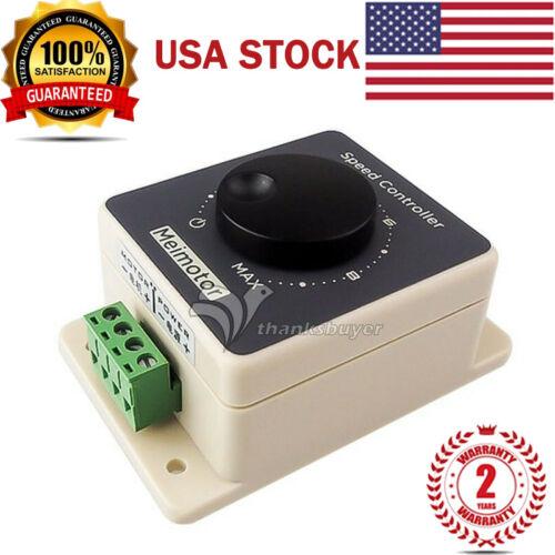 10-60V DC Motor Speed Controller 20A Pulse Width Modulator PWM #USA SHIP