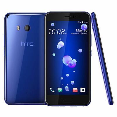 HTC U11 Life - 32GB - Sapphire Blue (T-Mobile) Smartphone Brand New Sealed