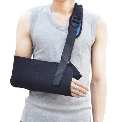Arm Sling Medical Sling Broken Fractured Bones Shoulder Rotator Cuff Support US (Shoulder Sling)