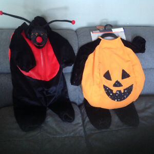 2 costumes Halloween pour 10$