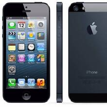 iPhone 5 16GB Black Thornleigh Hornsby Area Preview