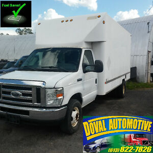 2009 Ford E450 S/D DIESEL MOVING/DELIVERY Safety/Etest/MTO incl.