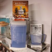 BRAND NEW JACK LALANNE MEGA JUICER! NEVER USED!