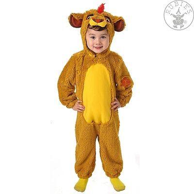 RUB 3620649 Disney Kinder Kostüm Löwe Simba aus - König Der Löwen Kostüme Kinder
