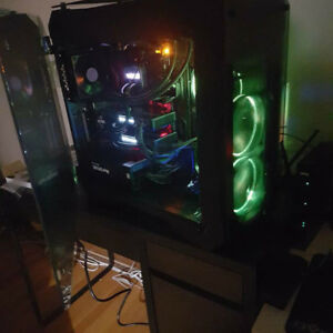 TecHeal Gaming PC Intel Core i7 8700K, 16GB, Dual GTX 1080Ti