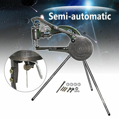 Manual Durable Line Sewing Shoe Repair Machine Hand Cobbler Nylonleathercotton