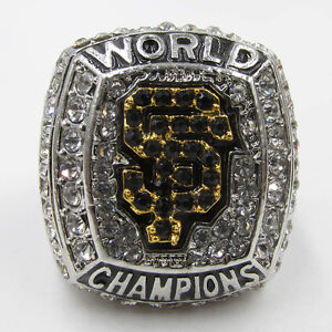 Championship rings. Wow they're cool.