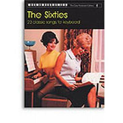 Keyboard Noten - THE SIXTIES - 23 classic songs for keyboard - leicht