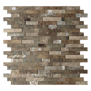 22 NEW SELF ADHESIVE MOSAIC TILES