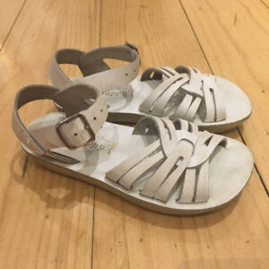 Sandals size 10 by Sun-San Salt Water Sandals