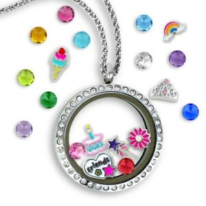 Floating Charm Lockets- personal delivery in Winnipeg!