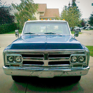 '70 GMC 1/2 ton 402 BB Under 50000 original miles