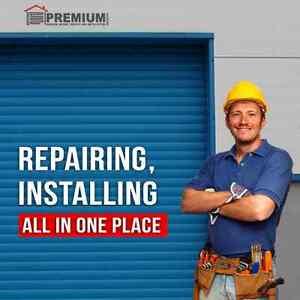 Same day garage door service premiumdoorservice.ca 780 450-0505 Strathcona County Edmonton Area image 1