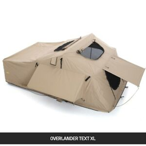 Overland roof top tent