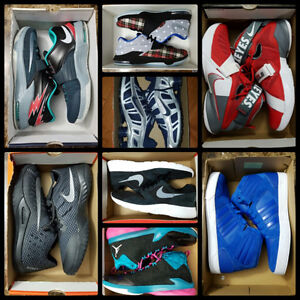 Brand New NIKE SIZE/GRANDEUR 12 Various styles and prices
