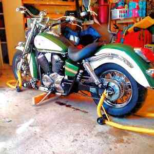 1999 honda shadow 750