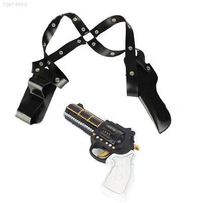 7851 Suicide Squad Harley Quinn Gun Holster Sheath Belt Halloween Party Supplies ()