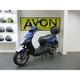 2016 Sym Symply 50 Scooter - less than 1000 miles - FSH