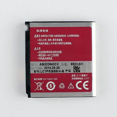 Original AB533640CC Battery For Samsung S6888 G500 S3600C S3930C S3601 s3600c