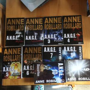 Serie A.N.G.E.  D'Anne Robillard