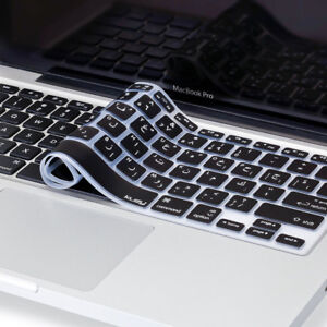 Cool Coloured APPLE LAP TOP Key Covers Mac PRO or AIR
