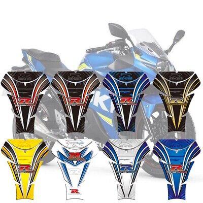 For Suzuki GSXR 600 750 1000 Fuel Tank Sticker Motorcycle Accessories 06 Suzuki Gsxr600 Motorcycle