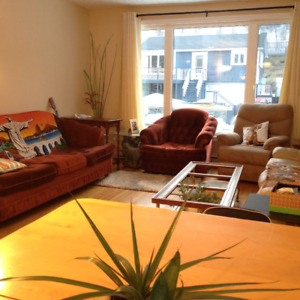 Entire apartment available for May 14-25