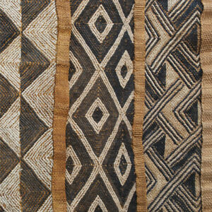 African Textiles, Well-Paired with Mid-Century Modern Interior