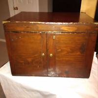 I call it a Magic Box!  Do you know what it is/was?