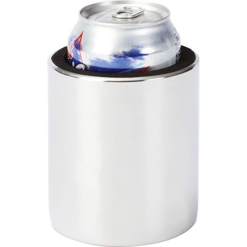 MAGNETIC CUP HOLDER Stainless Steel Beer Koozie Can Bottle Drink ATV RV Boat
