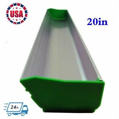 50cm20 Dual Edge Emulsion Scoop Coater For Silk Screen Printing - Us Stock