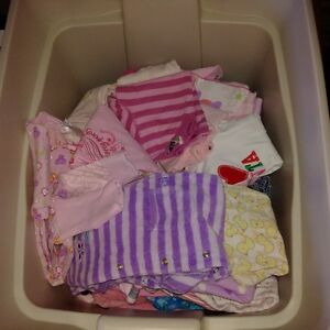 Assorted Girls Clothes newborn - 24 months