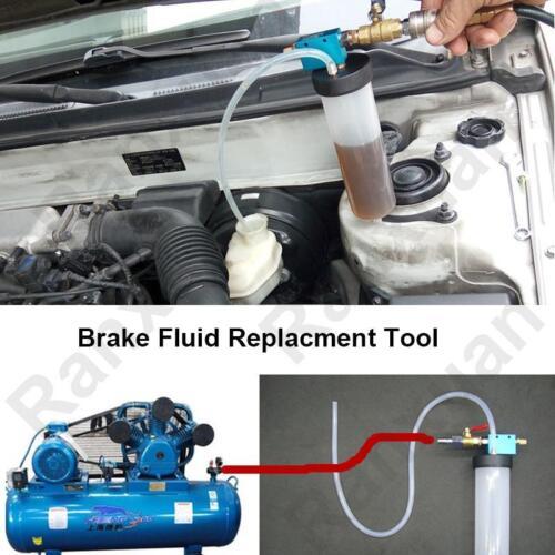 New Car & Truck Brake System Fluid Bleeder Kit Hydraulic