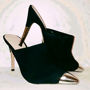 ANGEL WING'S  Sexy Smooth Leather Heels SIZE 7