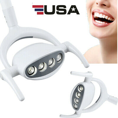 Dental Led Lamp Oral Cold Light For Dental Chair Unit 15w Surgical Light Holder
