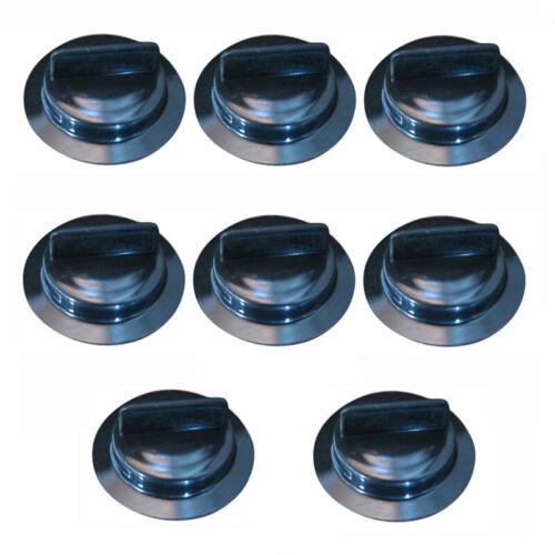 8PCS Gas Can Stopper Cap Replacement Part Spout Cap Compatible Stopper Gasket