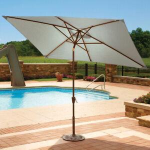 Island Umbrella Adriatic Full-Sized 6.5 ft. Market Patio Umbrell
