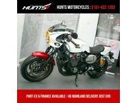 2016 '16 Yamaha XJR1300 Racer. ONLY 1,362 MILES. Yamaha GP Colours. £6,995
