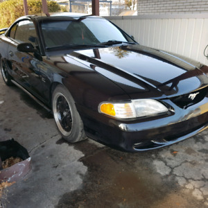 Clean Mustang gt 5.0 1994 302 for sale.  $4000