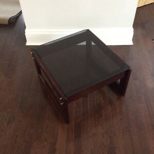 Mid Century Modern Percival Lafer Solid Brazilian Rosewood Table Kitchener / Waterloo Kitchener Area image 2