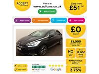Citroen DS5 2.0HDi ( 160bhp ) DSport FROM £51 PER WEEK!