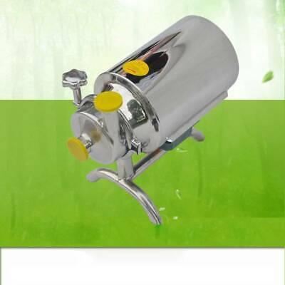 10th 2.2kw Stainless Steel Sanitary Pump Beverage Milk Delivery Pump 220v