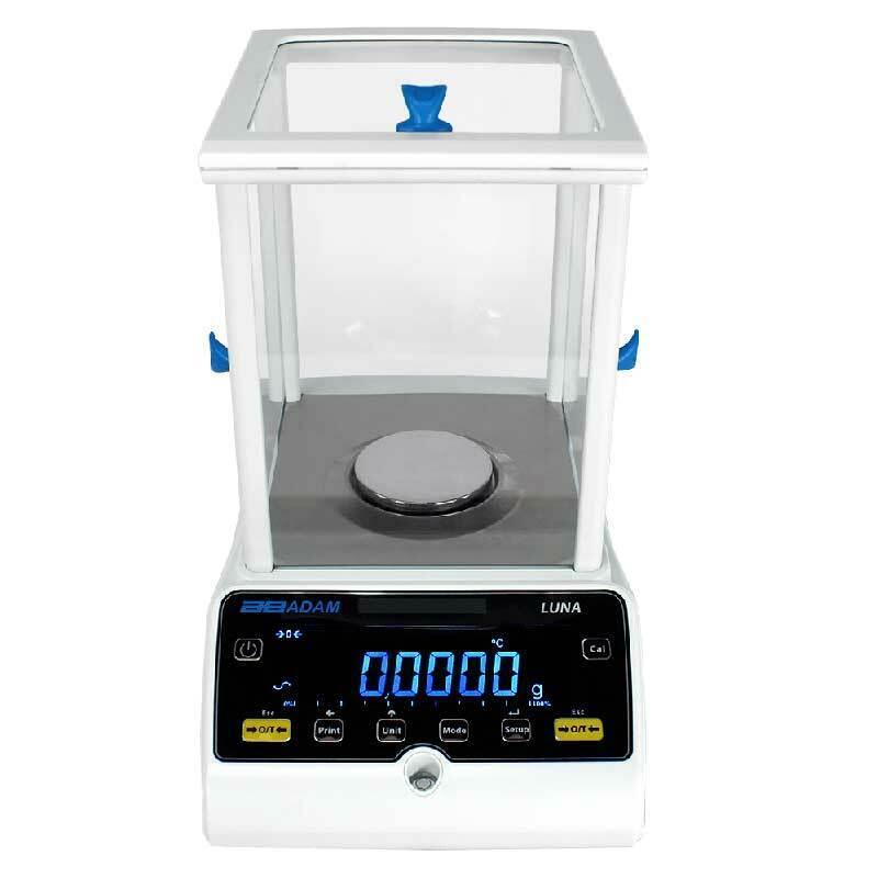 Adam Equipment LAB 84e 80g, 0.0001g, Luna Analytical Balance - 24 Month Warranty