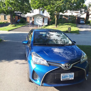 Toyota Yaris 2016 with 81000 km Millage LE with Winter Tires